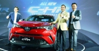 All New C- HR
